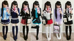 10 anime inspired school uniforms for fall winter backpacks more