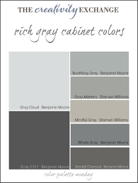 charcoal paint colorReaders Favorite Paint Colors Color Palette Monday  Mindful