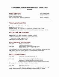 Kelley School Of Business Resume Template Best Of Harvard ...