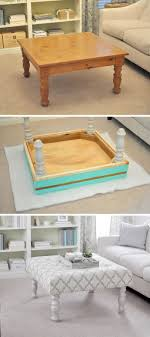 Best 20 Coffee Table Makeover Ideas On Pinterest Ottoman Ideas And Lovely  Glass Coffee Table Makeover