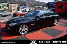 used 2016 bmw 7 series in jersey city new jersey zettes auto mall