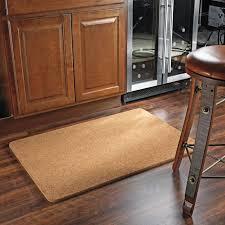 kitchen floor mats. Natural Cork Floor Mat Kitchen Mats