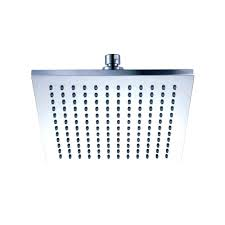 delta square shower heads shower head square delta square shower head bronze