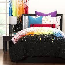 amazoncom colorful comforter set  piece twin size kids adorable