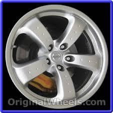 350z Lug Pattern Enchanting 48 Nissan 48Z Rims 48 Nissan 48Z Wheels At OriginalWheels