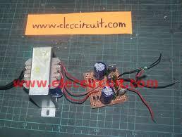 three dual v power supply schematic v v a dual power supply regulator 15v 15v 1a by ic 7815 7915