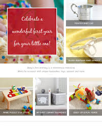 First Birthday Gifts Babys 1st Birthday Ideas Gifts Com