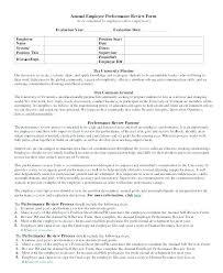 Work Appraisal Template – Echotrailers