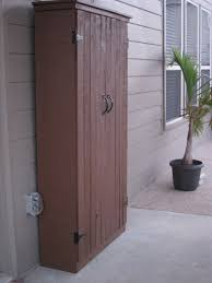 outdoor storage cabinet patio storage