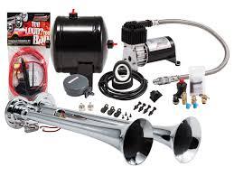 model hk2 dual truck horn kit kleinn air horns Champion Air Compressor Wiring Diagram Air Horn Wiring Diagram Compressor #32