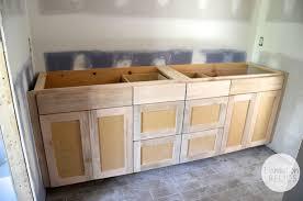 bathroom custom cabinets. Shared Bath Cabinets Unfinished 2 Bathroom Custom
