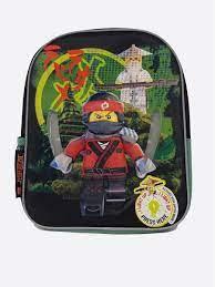 Lego Ninjago 3D EVA Backpack with LED Lights - Kai