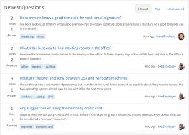 question list widget tagged question list widget