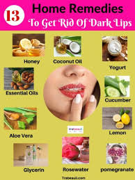 how to get rid of dark lips fast