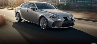 exterior shot of the 2019 is 350 shown in atomic silver