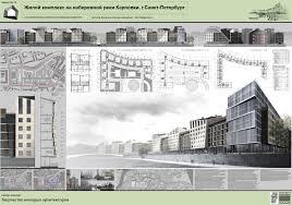 Жилой комплекс на Карповке Санкт Петербург Дипломный проект СП  Жилой комплекс на Карповке Санкт Петербург Дипломный проект СП