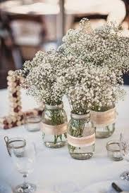 Mason Jar Table Decorations Wedding Mason Jar Centerpiece Ideas Vintage Wedding Centerpiece This Mason 57