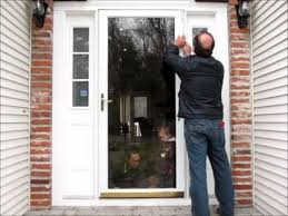 anderson storm door installation wmv