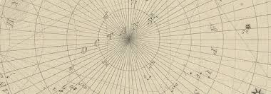 Astronomy Celestial Star Map Chart 6 South Pole Sduk 1874 Old Antique