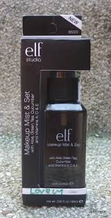 review elf studio makeup mist set