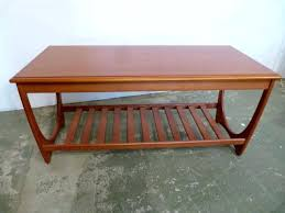 g plan coffee table vintage coffee table with rack from g plan for at g plan coffee table
