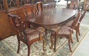 Awesome Henkel Harris Dining Room Table 81 With Additional Dining Room Chairs with Henkel Harris Dining Room Table