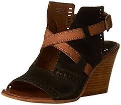 Miz Mooz Womens Kipling Fashion Sandals Black