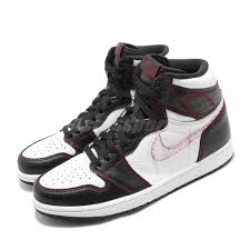 Jordan Chart Details About Nike Air Jordan 1 High Og Defiant White Black Red Yellow Aj1 Sneakers Cd6579 071