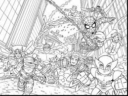 Small Picture Marvel Super Hero Squad Coloring Pages wwwkanjireactorcom