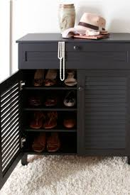 Decorating black shoe cabinet with doors pictures : 34 best SHOES CABINET images on Pinterest | Shoe racks, DIY and ...