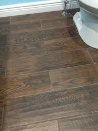 wood tile flooring porcelain wood look tile in upstairs bathroom home depot house with regard