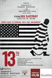 screening of the documentary th kc employee news acclaimed director ava duvernay s 2016 documentary 13th titled for the thirteenth amendment of the u s constitution that outlawed slavery unless as