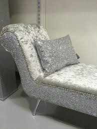 chaise lounge bedroom furniture. stunning double ended shinny chaise lounge bedroom seat the glitter furniture company