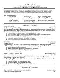 Purchasing Resume Example Resume Examples And Sample Resume
