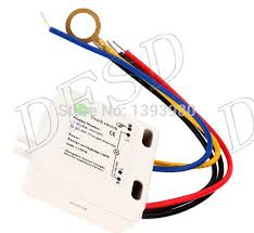popular touch sensor switches buy cheap touch sensor switches lots Touch Lamp Sensor Wiring Diagram xd 609 4 mode on off touch switch sensor for 220v led lamp( Touch Lamp Control Unit Wiring