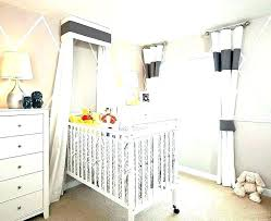 Gallery Of Crown Canopy For Crib Princess Bed Nursery By Cribs With ...