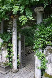 garden pillars. Plain Garden Love These Pillars For A Garden This Would Be Awesome Little Private  Hideaway For Garden Pillars R