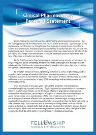 Residency Personal Statement SlideShare