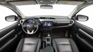 2018 toyota hilux. contemporary 2018 toyota hilux 2018 interior throughout toyota hilux