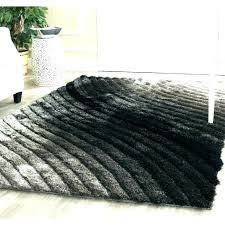 black fuzzy rug area large faux fur big rugs 8 x white and lime black fuzzy rug