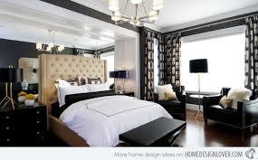 Art deco bedroom design