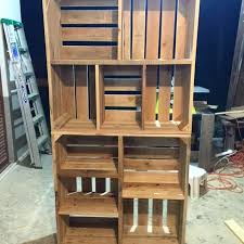 wooden crate furniture. Old Wood Crates Adorable Pallets Crate Shelves Pallet Furniture Michaels Wooden .