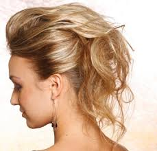 easy updo hairstyles for long hair ideas