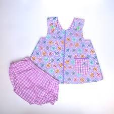 Baby Girl Dress Pattern Custom Decoration