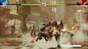 street fighter 5 ditches focus for v triggers eurogamer net
