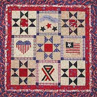 Free Quilt, Craft and Sewing Patterns: Links and Tutorials *With ... & In honor of our soldiers (both at home and abroad) our ever-present  patriotism and in the spirit of good work and service that so many do in  our ... Adamdwight.com