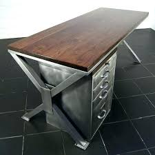 industrial style office furniture. Industrial Style Office Desk Furniture