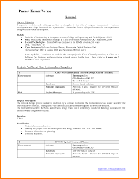 New Style Of Resume Format Indian Example Professional Templates Cv
