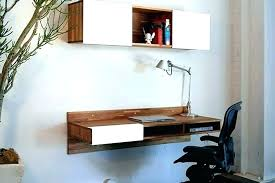 Floating shelf desk Shelves Above Modern Wall Desk Floating Modern Wall Shelf Desk Kristensworkshopinfo Modern Wall Desk Floating Modern Wall Shelf Desk Successfullyrawcom