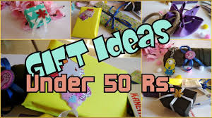 10 gift ideas under 50 rs gift guide giftsonabudget 99